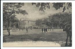 Montfrin La Place De La Republique - France