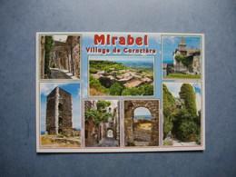 MIRABEL  -  07  -  Village De Caractère  -   ARDECHE - Francia