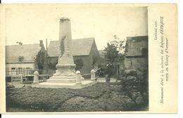 02 - ETREUX / MONUMENT AUX MORTS - Frankreich