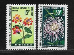 CAMEROUN  ( AFCA - 91 )  1970  N° YVERT ET TELLIER   N° 481/482   N** - Cameroun (1960-...)