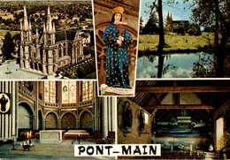 53 PONT-MAIN  MULTI-VUES - Pontmain