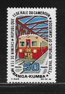 CAMEROUN  ( AFCA - 98 )  1969  N° YVERT ET TELLIER   N° 478   N** - Cameroun (1960-...)