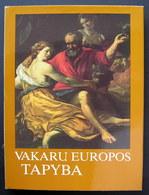 Lithuanian Book / Vakarų Europos Tapyba Album 1982 - Bücher, Zeitschriften, Comics
