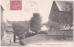 60. GERBEROY. Porte D'Entrée De La Citadelle. 3 - France