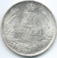 Romania - Michael I - 1941 - 250 Lei - K59.3 - Edge: Nihil Sine Deo - Roemenië