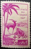 Marruecos: Año. 1947 -  Protectorado Frances, Año Del Sello. - Maroc (1956-...)