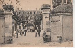 77 - FONTAINEBLEAU - Le Quartier Chataux (7e Dragons) - Fontainebleau
