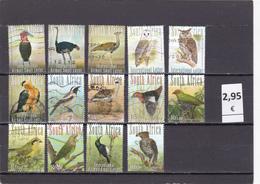 Sudáfrica  -  Lote  14  Sellos Diferentes  Fauna  -  4/1991 - Sin Clasificación