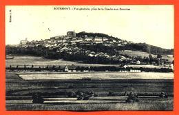"""CPA 52 Bourmont """" Vue Générale Prise De La Combe Aux Fourches """" - Bourmont"""