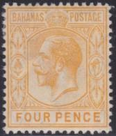 Bahamas   .   SG  .    85      .   *     .    Mint-hinged     .   /    .   Ongebruikt - 1859-1963 Crown Colony