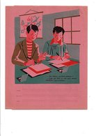 PROTEGE-CAHIER RHUM NEGRITA - DESSINS DE M P. MARC - Book Covers