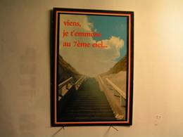 Humour - Affectueuses Pensées - Viens, Je T'emmène Au 7 ème Ciel .... - Humour