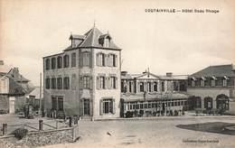 50 Coutainville Hôtel Beau Rivage - France