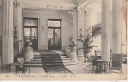 77 - FONTAINEBLEAU - L' Hôtel Savoy - Le Hall - Fontainebleau