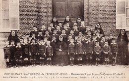 RUMAUCOURT Par Ecourt St Quentin  -  Orphelinat Ste Thérèse De L' Enfant Jésus - Francia