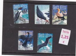 Sudáfrica  -   Serie Completa  Fauna  - 4/2008 - Sin Clasificación