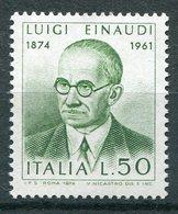 Italia (1974) - Luigi Einaudi ** - 1946-.. République