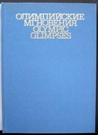 Олимпийские мгновения / Olympic Glimpses Photo Album 1981 - Slav Languages