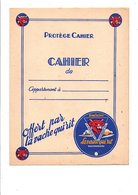 PROTEGE-CAHIER FROMAGE BEL - LA VACHE QUI RIT - Book Covers