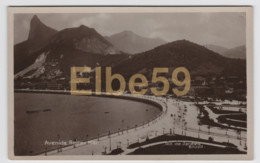 Brésil, Rio De Janeiro, Avenida Beira-Mar, Neuve - Rio De Janeiro