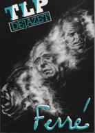 TLP Déjazet, Ferré, Paris, 1991 - Libri, Riviste, Fumetti