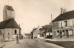 Coulouvray --  Boisbenatre -   La  Place. - France