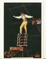 CIRQUE ZAVATTA FILS / STEPHAN RECH - EQUILIBRISTE - Circus