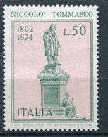 Italia (1974) - Niccolò Tommaseo ** - 6. 1946-.. Republic