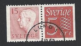 Schweden, 1957, Michel-Nr. 424 + 429, Gestempelt - Gebraucht