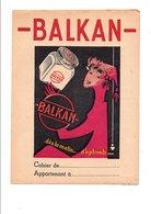 PROTEGE-CAHIER YOGHOURT BALKAN - Book Covers