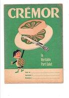PROTEGE-CAHIER PORT SALUT CREMOR - DESSINS DE DANY MOR - Book Covers