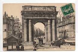 - CPA BORDEAUX (33) - Porte Bourgogne 1910 (belle Animation) - Edition BR N° 28 - - Bordeaux