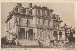 BELLEGARDE Le Chateau LAVAL - Bellegarde