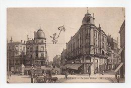 - CPA BORDEAUX (33) - Le Cours Pasteur (belle Animation) - Edition BR 2456 - - Bordeaux