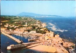 Ciboure - Le Port Et Le Fort Du Socoa . - Ciboure