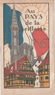-   Revue De  8 Pages De 1918  Au Pays De La Marseillaise - 001 - Zeitungen & Zeitschriften