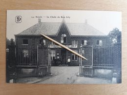 RENAIX - Le Chalet Du Bois Joly N°24 - 1917 - Renaix - Ronse