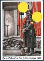 Allemagne - Zum Gedenken Des 9. November 1923 - Illustration Hans Friedmann München - Geschichte