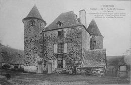 Chateau De Celles - Carlat