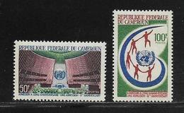 CAMEROUN  ( AFCA - 137 )  1966  N° YVERT ET TELLIER   N° 429/430   N** - Camerun (1960-...)