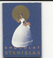 PETIT CALENDRIER ALMANACH - 1936 - CHOCOLATS STANISLAS - NANCY - Tamaño Pequeño : 1921-40