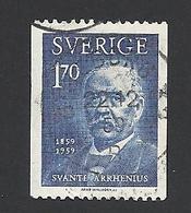 Schweden, 1959, Michel-Nr. 454, Gestempelt - Usati