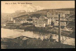 Diez An Der Lahn Die Neuen Kasernen 1927 Buet - Diez