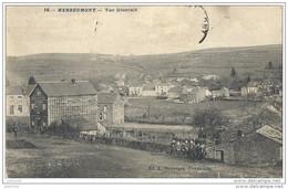 HERBEUMONT ..-- Vue Générale . 1910 Vers VIVIER  AU  COURT ( Mr Mme DARDARD ) . Voir Verso . - Herbeumont