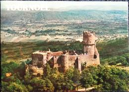 Volvic - Le Château De Tournoël . . - Volvic