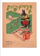 PROTEGE-CAHIER CONDIMENT SAVORA - DESSIN DE D. GAULT - Book Covers