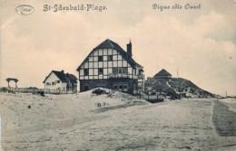Belgique - Coxyde - Saint-Idesbald-Plage - Digue Côté Ouest - Edit. Marcovici - Koksijde