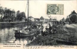 Belgique - Deinze - Deynze - Canal De Schipdonck - Deinze