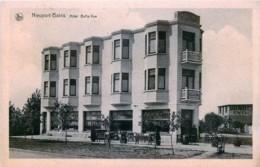 Belgique - Nieuport-Bains - Hôtel Belle-Vue - Nieuwpoort