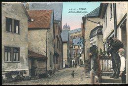 Diez An Der Lahn 1022 Altestadtstrasse 1927 - Diez